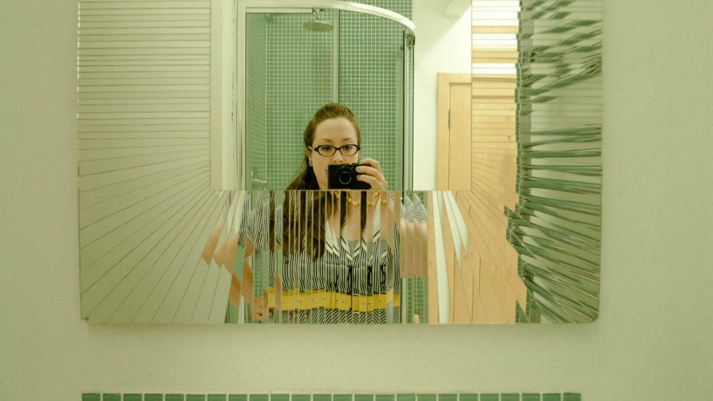 Daily Photo, 13 September 2012, Fragments, London, mirror, portrait, photography
