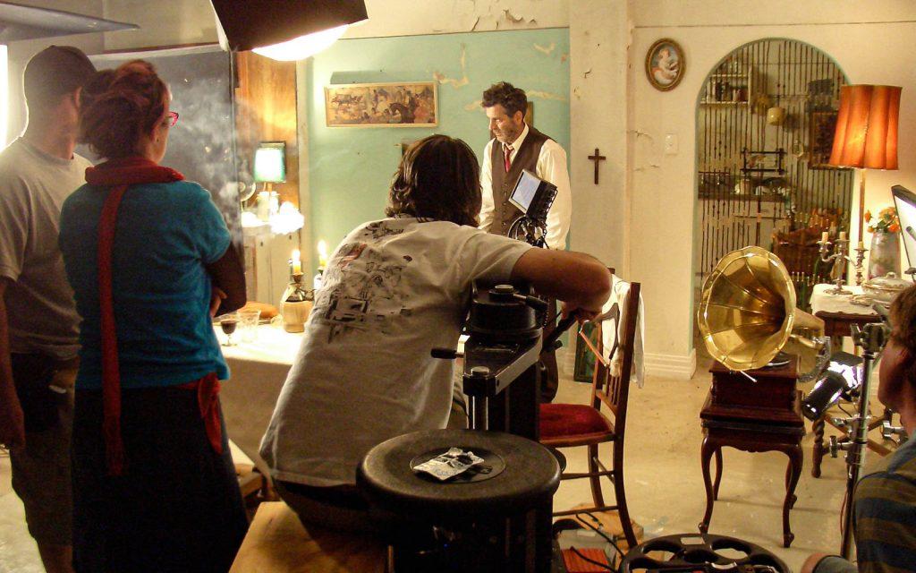Daily Photo, 10 November 2004, Herringbone Shoot, Commercial, Shoot, Female Director, Female Filmmaker, Photography